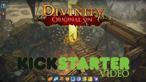 Divinity Original Sin comes to KickStarter! Here's why.