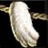 Dos obj ceinture en patte de lapin