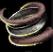 Dos obj anneau en queue de rat longue