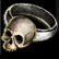 Dos obj anneau en crâne