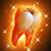 Dos obj dent affûtée magique