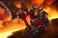 Harbinger of War Loading Screen