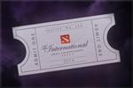 The International 2015 Ticket