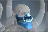 Frozen Emperor's Demon Mask
