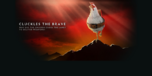 Baner - Cluckles the Brave