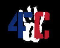 4 Friends + Chrillee - logo