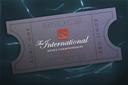 International 2012 Ticket