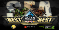 Asian Cyber Games SEA Invitational 2014