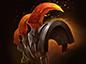 Blade Mail (Molten Claw)