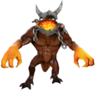 Warlock's Golem