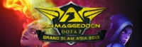 Armaggeddon Dota 2 Grand Slam Asia