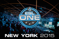 ESL One at New York Super Week