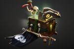 Kunkka's 'But I'm Not A Pirate!' Pack