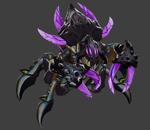 Shadow Hunter Set - Purple