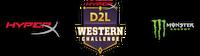 HyperX D2L Western Challenge