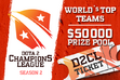 Dota 2 Champion's League Season 2 Ticket