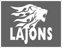 LAJONS - logo