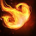 Fireblast (Antipodean Allies Set)