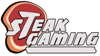 Steak Gaming - logo