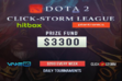 Click-Storm DOTA 2 League