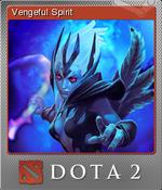 Karta kolekcjonerska - Vengeful Spirit (Foil)