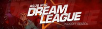 ASUS ROG DreamLeague Kick-Off Season