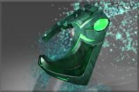 Radiant Crystal Pauldrons