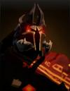 Skeleton King - portret (Niska przemoc)