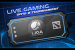 The Live Gaming Dota 2 Tournament