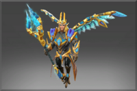 Regalia of the Sol Guard Set