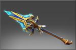 Rod of Cerulean Skies