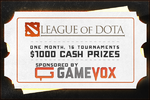 League of Dota Season 6 Ticket