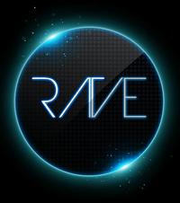 Rave - logo