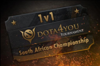 Dota4You 1v1 South African Championship