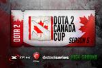Dota 2 Canada Cup Season 5