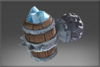 Frozen Stein of the Bar Brawler