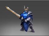 The Flameguard's Armor Set