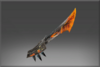 Blade of Burning Turmoil