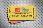 Indonesia Game Show 2014 Dota 2 Tournament
