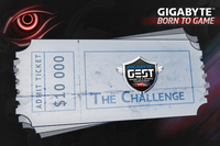 GEST Challenge Ticket
