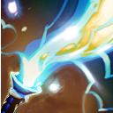 Static Link (Golden Severing Crest)