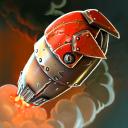 Homing Missile (Sky-High Warship Set)