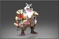 Spirit of The Howling Wolf Set