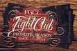 FGCL Fight Club Promote Season