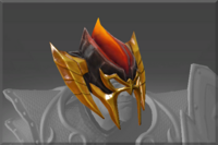 Helm of the Fire Dragon