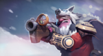Baner - Spirit of the Howling Wolf Set