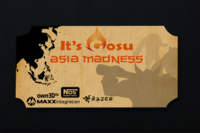 It's Gosu Asia Madness