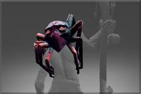 Spider Shoulders of Purple Nightmare