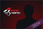 Karty graczy drużyny Arrow Gaming