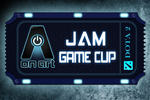 On Art Jam Game Cup